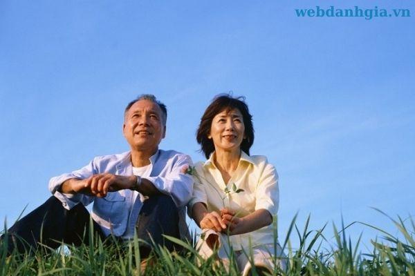 Thải độc gan phù hợp cho người cao tuổi