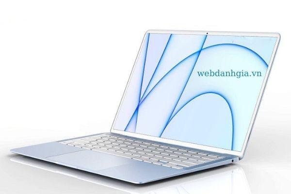 Thiết kế Macbook Air 2021 mới nhất