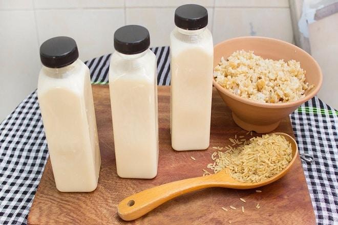 Sữa gạo lứt hỗ trợ giảm cân, lấy lại vóc dáng nhanh chóng và an toàn
