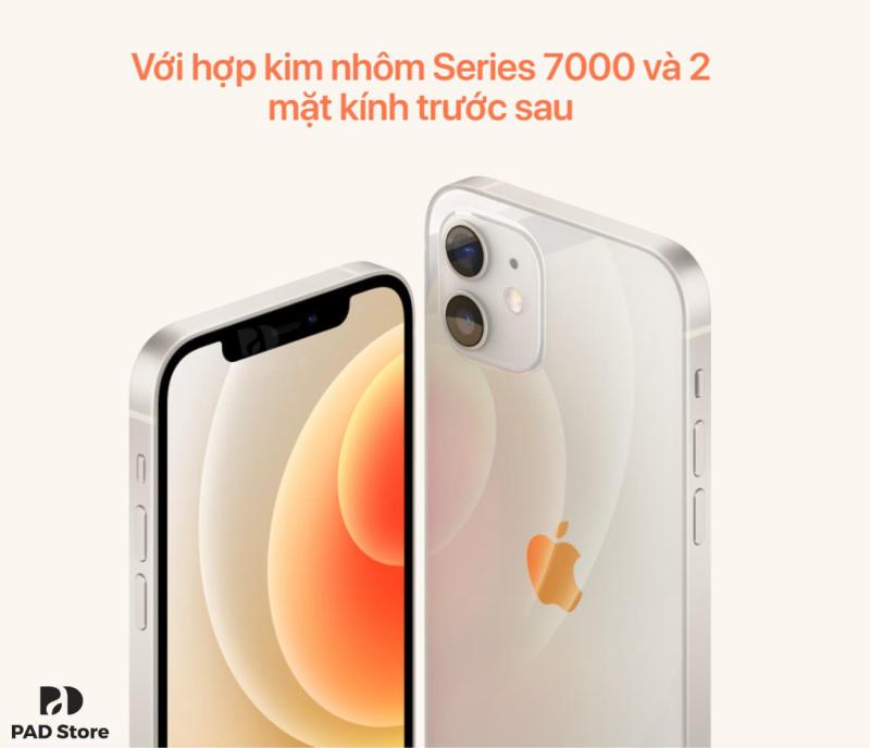 iPhone 12 giá bao nhiêu tại PAD Store?