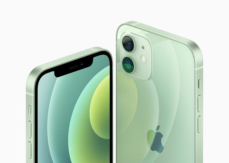 Dòng điện thoại iPhone 12 Mini