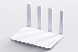 Router wifi 4 chân mới của Honor